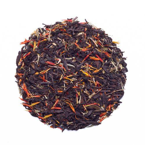 чабрец с чаем
