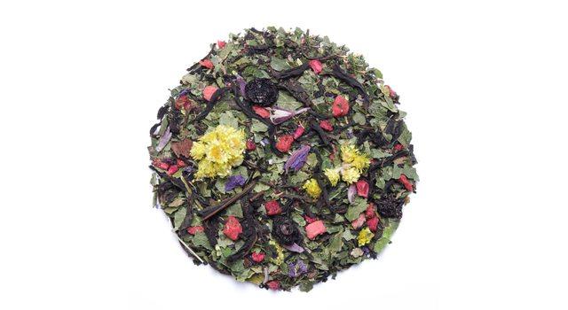 Иван-чай ферментированный с садовыми ягодами