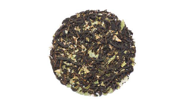 Иван-чай с цветами липы