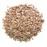 Лен коричневый семена