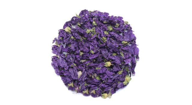 Мальва цветки