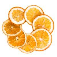 Апельсин кольца сушеные